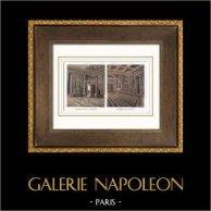 Palace of Versailles - Vestibule de la Chapelle - Escalier des Princes