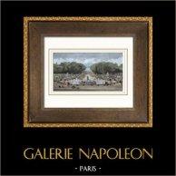 Palacio de Versalles - Versailles - Jardín - Le Bassin de Latone