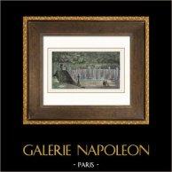 Palacio de Versalles - Versailles - Jardín - La Salle de Bal