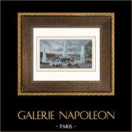Palacio de Versalles - Versailles - Jardín - Le Bassin d'Apollon