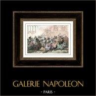 Guerras Napolenicas - Campaña Napoleónica en Egipto - Imperio Otomano - La Rebelión en el Cairo (1798)