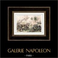 Napoleonic Wars - Napoleonic Campaign in Egypt - Battle of Samanhoud (1799)