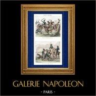 Bataille de Rovereto - 4 septembre 1796 - Armée d'Italie - Armée Autrichienne - Napoléon Bonaparte - Bessières - Mort du général Dubois