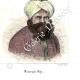 DÉTAILS 08 | Campagne d'Égypte - Empire Ottoman - Armée d'Orient - Mamelouk - Dromadaire - Portraits - Général Desaix (1768-1800) - Mourad Bey (1750-1801)