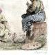 DÉTAILS 06   Vue de Assouan - Syène - Arabes - Barabras (Haute-Égypte)