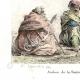 DÉTAILS 07   Vue de Assouan - Syène - Arabes - Barabras (Haute-Égypte)