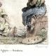 DÉTAILS 08   Vue de Assouan - Syène - Arabes - Barabras (Haute-Égypte)