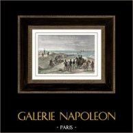 Campagne d'Égypte - Pyramide - Napoléon de Retour de Syrie (1799)