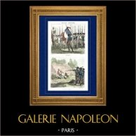 Napoleonic Wars - Napoleon Bonaparte - Military parade - Execution (1796)
