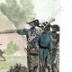 DÉTAILS 06   Guerres Napoléoniennes - Napoléon Bonaparte - Revue militaire - Exécution (1796)