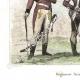 DETAILS 07   Austrian Army - Costume - Uniform - Chevau-Légers - Swiss Regiment of Rovere