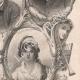 DÉTAILS 05 | Shakespeare - William Shakespeare - Acteurs - personnages des pièces de Shakespeare