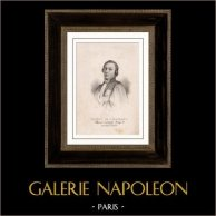 Portrait de Nogent de Saint-Laurens (1814-1882)