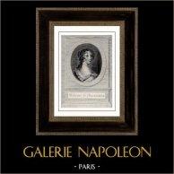 Ritratto di Madame de Maintenon (1635-1719)