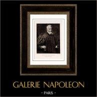 Portrait de Marc Antoine Gaiffier - Prieur - XVIIème Siècle
