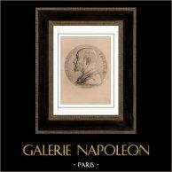 Porträt von Jules-Élie Delaunay (1828-1891)