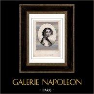 Portret van Virginie Ancelot (1792-1875)