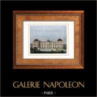 Vue de Paris - Palais du Luxembourg (France)