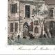 DÉTAILS 03   Vue de Nevers - Maison de Maître Adam - Adam Billaut - Porte de ville (Nièvre - France)
