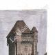 DÉTAILS 05   Vue de Nevers - Maison de Maître Adam - Adam Billaut - Porte de ville (Nièvre - France)