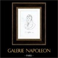 Portrait de Jacques Laffitte (1767-1844) - Homme Politique Français