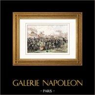 Guerres Napoléoniennes - Bataille de Lutzen (1813) - Campagne d'Allemagne