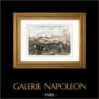 Napoleonic Wars - The Battle of Dresden - Death of Moreau (1813)