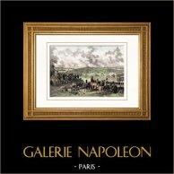 Guerras Napoleónicas - A Batalha de Borodino - A Batalha de Moscovo (1812) - Campanha da Rússia - Napoleão I