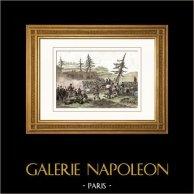 Guerras Napoleónicas - Campanha da Rússia - Batalha de Valoutina-Gora - Gudin (1812)