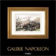Guerras Napoleónicas - Campanha da Rússia - Napoleão Bonaparte - Cossacos (1812)