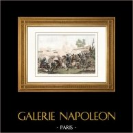 Napoleonic Wars - Campaign of France - Battle of Vauchamps (1814)