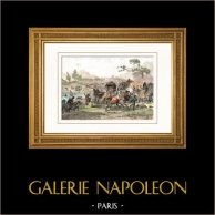 Guerras Napoleónicas - Guerra da Independência Espanhola - Batalha da Vitoria (1813)