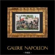 Guerras Napoleónicas - Batalha de Perrache - Lyon (1793)