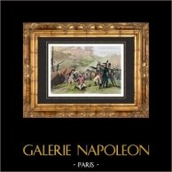 Guerras Napoleónicas - Batalha de Waren - Alemanha (1806) - Napoleão Bonaparte