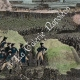 DETAILS 04   French Revolutionary Wars - British Army vs French Army - Siege of Toulon - Conflagration - Burning (1793)