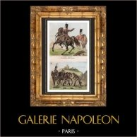 Spanish Troop - Hussards of Marie-Louise - Napoleon Bonaparte