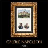 Aqueduto de Carpentras - Monte Ventor (França) - Retratos - Joseph Agricol Viala (1780-1793) - Carteaux (1751-1813)