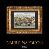 Revolución Francesa - Invasione de Saboya - Chambéry - 1792