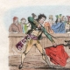 DÉTAILS 01 | Tauromachie - Torero - Matador - Portraits - De Prez de Crassier  (1733-1803) - Joseph Servan (1741-1808)