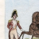 DETAILS 03   Death of Dougados (1793) - Spanish Army - Carabinier
