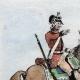 DÉTAILS 01 | Armée Autrichienne - Uniforme Militaire - 1793 - Costumes de femmes - Hollande - Pays-Bas - Gueldre - Frise