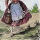 DÉTAILS 08 | Armée Autrichienne - Uniforme Militaire - 1793 - Costumes de femmes - Hollande - Pays-Bas - Gueldre - Frise