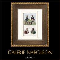 Revolución Francesa -  El Pueblo al Convención Nacional - 1795 - Retratos - Chalier (1747-1793) - Dubois-Crancé (1747-1814)