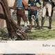 DÉTAILS 02 | Une Halte - Repos des soldats - Costumes de femmes - Sables d'Olonne - Vendée (France)