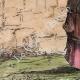 DÉTAILS 07 | Une Halte - Repos des soldats - Costumes de femmes - Sables d'Olonne - Vendée (France)