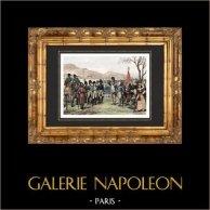 Napoléon de Retour de l'Ile d'Elbe (1815)