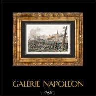 Napoleonic Wars - Campaign of France - Battle of Méry-sur-Seine (1814) - Champagne-Ardenne