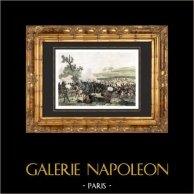 Histoire de Napoléon Bonaparte - Guerres Napoléoniennes - Campagne de France - Bataille de Fère-Champenoise (25 mars 1814)