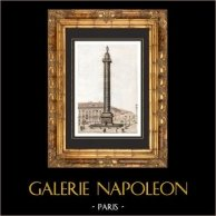 Napoleon - Column of the Great Army or Colonne Napoléone - Grande Armée (1804)