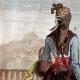DÉTAILS 01   Costume Traditionnel - Espagne - Jardinier - Berger - Jeunes Villageoises